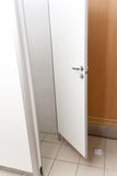 Door in the room Royalty Free Stock Photography