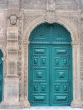 Door in Salvador (Brazil) Royalty Free Stock Image