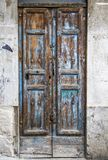 Door from Sicily Royalty Free Stock Images