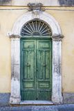 Door from Sicily Royalty Free Stock Photography