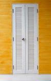 The door. Storeroom of the Kereeracha house Royalty Free Stock Image