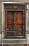 Door in Stowntown Royalty Free Stock Image