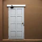 The door style. Stock Image