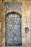 Door of Synagogue Royalty Free Stock Photography