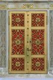 Door of the tabernacle Stock Image