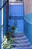 Door in tangier. Old Medina in tangier city Royalty Free Stock Image