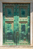 Door of the Temple of Romulus in the Roman Forum, Rome Stock Photos