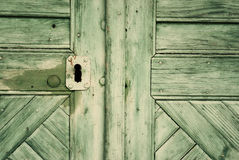 Door texture Royalty Free Stock Photography