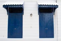 Door Thailand. Old Door in Thailand locked Stock Photography