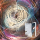 Door in time Stock Image