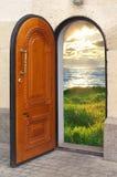 Door to freedom. Royalty Free Stock Photo