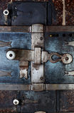 Door to furnace Royalty Free Stock Photography
