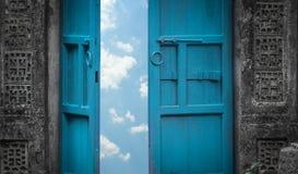 Free Door To Heaven Stock Image - 105651391