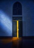 Door to heaven Royalty Free Stock Images