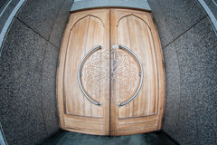Door To A Mosque In Sarajevo Stock Images