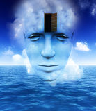 The Door To A Open Mind 14 Royalty Free Stock Image