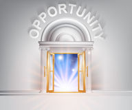Door to Opportunity Royalty Free Stock Photos