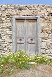 Door to the past Royalty Free Stock Photo