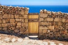 Door to the Sea Stock Photos