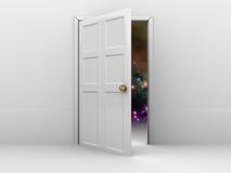 Door to space Stock Images
