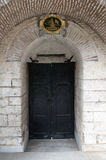 Door in the Topkapi Palace Royalty Free Stock Photography