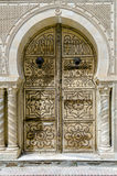 A door for Tunisia Royalty Free Stock Images