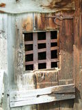 Door in tuscany. The door of house in tuscany royalty free stock photo