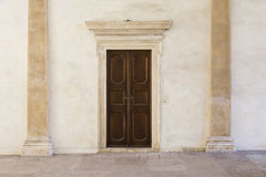 The door Royalty Free Stock Images
