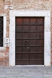 Door Venice Stock Images