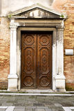 Door in Venice, Italy Stock Photography