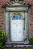 Door Victorian House Royalty Free Stock Photos