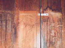 Door vintage Royalty Free Stock Image