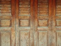Door vintage Royalty Free Stock Photography