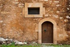 Door and Window Royalty Free Stock Image