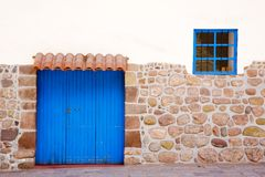 Door and window Royalty Free Stock Photography