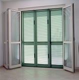 Door window Royalty Free Stock Photography