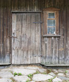 Door and window Royalty Free Stock Image