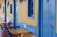 Door and windows Stock Images