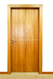 Door wood 2 Royalty Free Stock Image