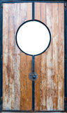 Door Wood 1 Royalty Free Stock Images
