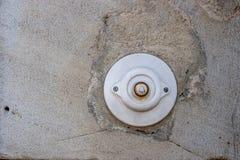 doorbell παλαιός στοκ φωτογραφία