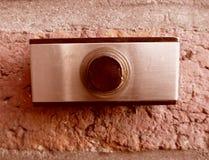 doorbell παλαιός Στοκ φωτογραφία με δικαίωμα ελεύθερης χρήσης