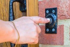 Doorbell Zdjęcie Stock
