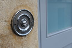 Doorbell Button Royalty Free Stock Photos