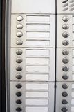 Doorbell buttons Stock Photos