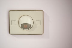 Doorbell or buzzer Stock Images