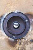 Doorbell - Door Bell - Press Door Bell Stock Photo