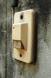 Doorbell Switch Stock Photography