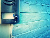 Doorbell Royalty Free Stock Photo