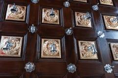 Doorbells Input Temple Stock Photo